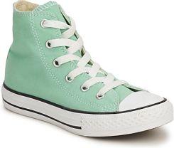 Converse Buty Dziecko  All Star Hi Green / Water
