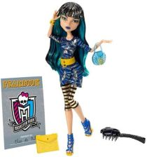 Mattel Monster High - Upiorni Uczniowie Cleo De Nile X4636 Y8504