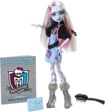 Mattel Monster High - Upiorni Uczniowie Abbey Bominable Y8502 X4636