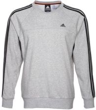 adidas Performance ESSENTIALS 3S Bluza szary