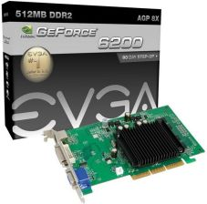 EVGA GeForce 6200 (512-A8-N403-LX/LR)
