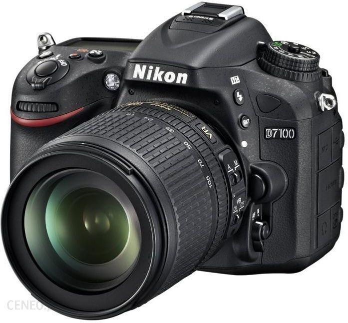 Nikon D7100 KIT VR bk 18 -105