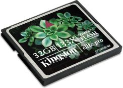 Kingston Elite Pro CompactFlash 32GB 133x (CF/32GB-S2)