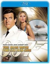 007 James Bond: Człowiek Ze Złotym Pistoletem (The Man With The Golden Gun) (Blu-ray)