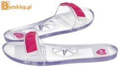 Mel by Melissa Buty Citrus Clear / Pink (32071/50490)