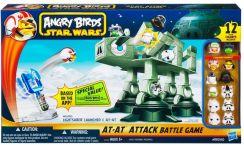 Hasbro Angry Birds - Star Wars AT-AT - Wyrzutnia + Moduły + 12 Figurek