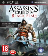 Assassin's Creed IV: Black Flag (Gra PS3) - 0