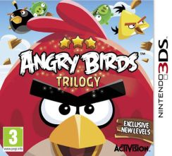 Angry Birds Trilogy (Gra 3DS)