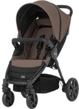 Britax B-Agile 4 Fossil Brown Spacerowy