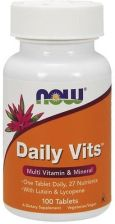 Now Foods Daily Vits 100 tabl.