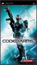 Coded Arms (Gra PSP)