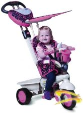 Smart Trike 4W1 Dream Touch Steering Różowy Stdst 1590200
