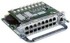 Cisco 1 16 port 10/ 100EtherSwitch NM + 1 Gig Port (NM-16ESW-1GIG=)