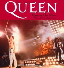 Queen. Tom 15. Queen On Fire. Live At The Bowl. Vol. 1 + CD