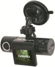 Omega Rejestrator jazdy Omega HD car DVR 720p - OMDVR210
