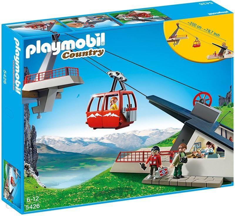 Playmobil Kolejka Linowa 5426