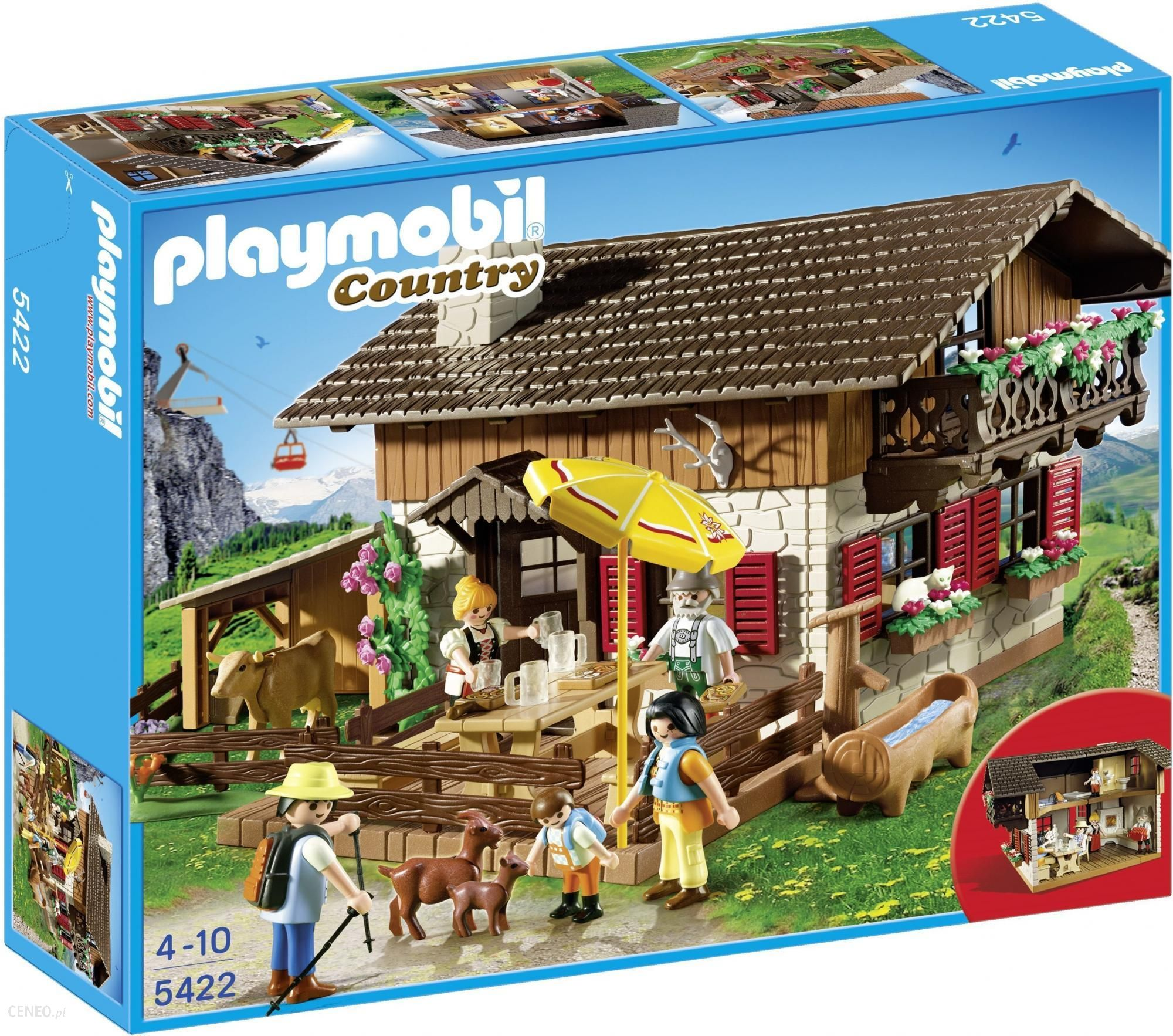 Playmobil Chata Country 5422