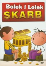 Bolek i Lolek na wakacjach. Skarb (DVD)