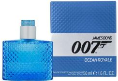 James Bond 007 Ocean Royale  woda toaletowa 50 ml - 0