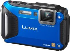 Panasonic Lumix DMC-FT5 Niebieski