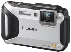 Panasonic Lumix DMC-FT5 Srebrny