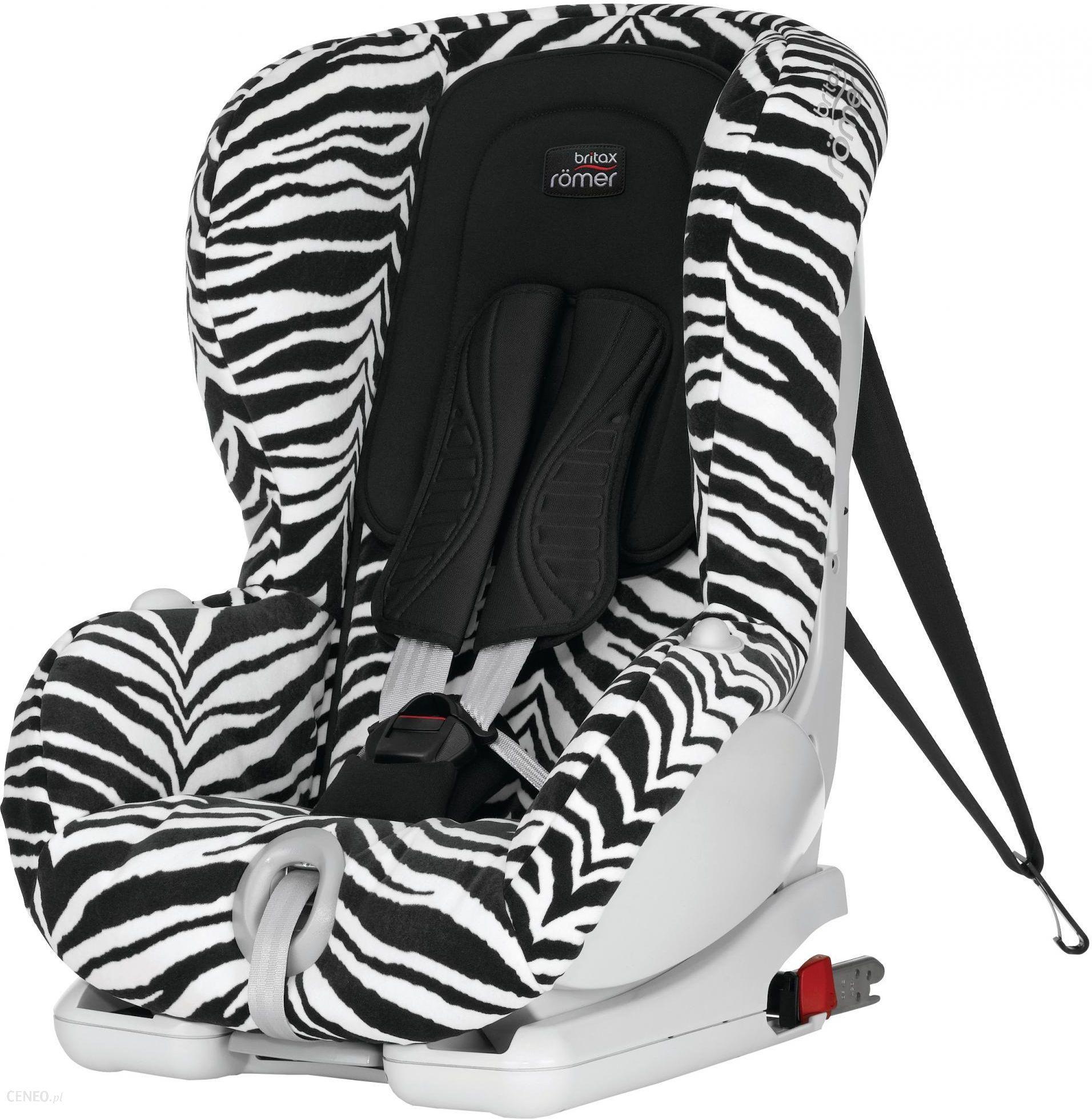 Romer Versafix Smart Zebra 9-18kg