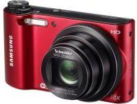Samsung WB150F czerwony