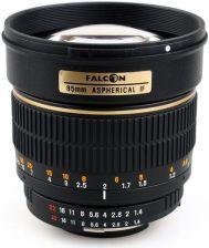 Falcon 85mm f/1.4 Nikon