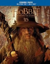 Hobbit 3D (Blu-ray)