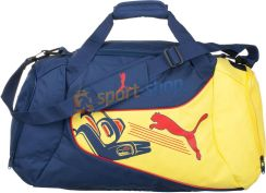Puma Torba PowerCat 5.12 Medium Bag (granatowo-żółta)