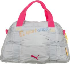 Puma Torba Small Workout Bag (szara)