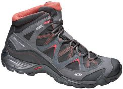 Salomon Viaggio Mid GTX Black/Grey/Red 10,0 (44,7)