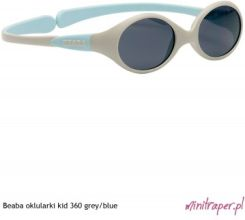 Beaba okularki kid 360 grey/blue