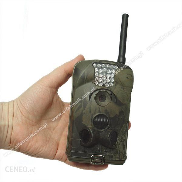 Alfatronik Fotopułapka Hd Tv-62M Z Modułem Gsm