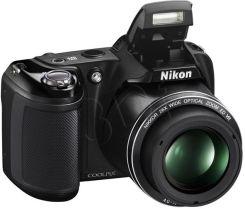 Nikon Coolpix L320 czarny