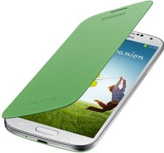Samsung flip cover do SAMSUNG GALAXY S4 ZIELONY (EF-FI950BGEGWW)
