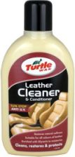 Turtle Wax Leather Cleaner & Conditioner - 500 ml