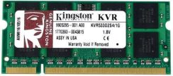 Kingston 512MB 400Mhz DDR Non-ECC CL3 SO-DIMM (KVR400X64SC3A/512)