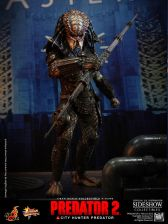 Figurka Predator 2 Movie Masterpiece Action Figure 1/6 City Hunter Predator 36 cm
