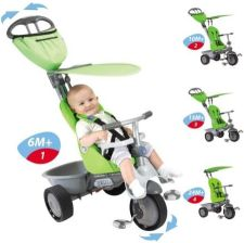 Smart Trike Rowerek 4In1 Recliner