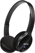 Philips SHB4000 On-ear Black Bluetooth stereo headset (SHB4000)