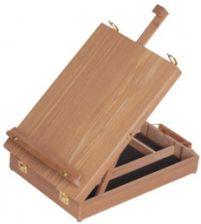 Drewniana sztaluga skrzynkowa A13118-4