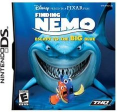 Finding Nemo: Escape to the Big Blue (Gra NDS)