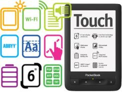 PocketBook eReader Touch 6.0