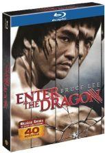 Wejście smoka - Wydanie jubileuszowe - 40. rocznica (Enter the Dragon) (Blu-ray)