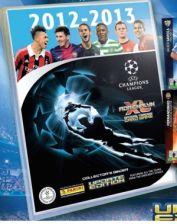 Panini Albumdla Serii Uefa Chl 12/13 Update Edition