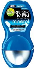 Garnier Men Mineral Sport dezodorant roll-on 96h 50 ml