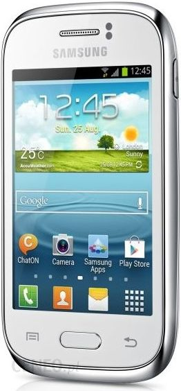 SAMSUNG Galaxy Young S6310 biały