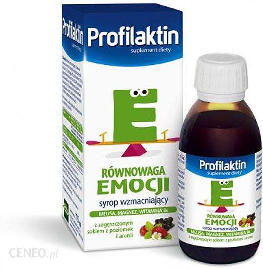 Profilaktin Równowaga Emocji Syrop 115 ml