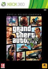 Grand Theft Auto V - Edycja Kolekcjonerska (Gra Xbox 360)